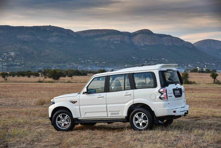 Brand new Scorpio S10 SUV features latest-generation